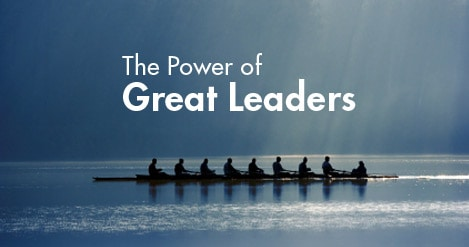 Three Lessons Learned From a Great Leader