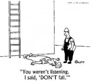 Learning listening skills