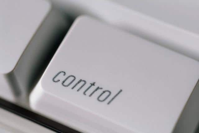 Do you control life or does life control you?