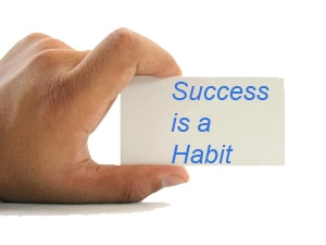 Set Habits For Success