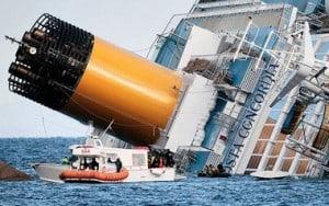 Captain Francesco Schettino - Costa Concordia shipwreck