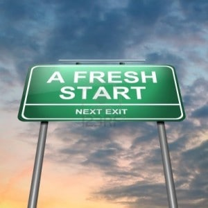 Change Creates Opportunity For A Fresh Start • Leadership