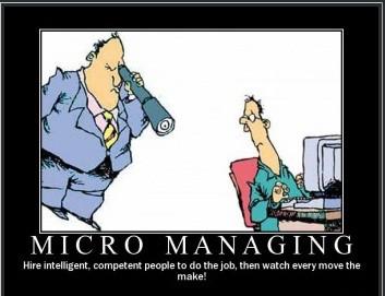 Mikromanagerointi