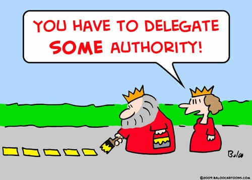 The Good Bad and Ugly of Leadership - Delegation