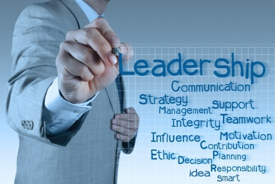 Identify and Study Leadership Qualities