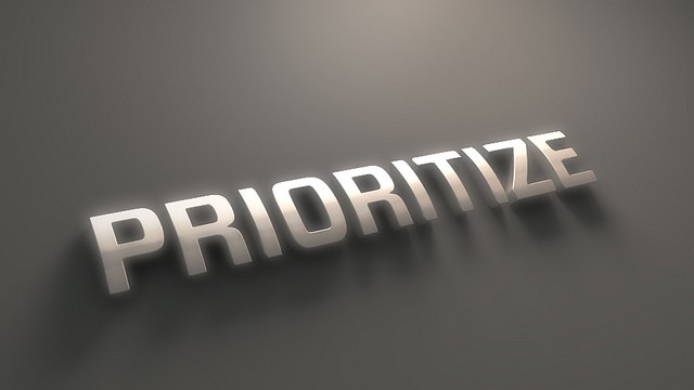 Five Time Management Strategies to Improve Your Leadership - Prioritize