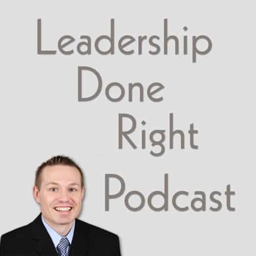 Podcast Episode #4 — Why Leaders Should Set a Positive Example