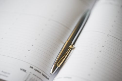 Goal Setting Made Easy - Schedule Goals Into Your Life