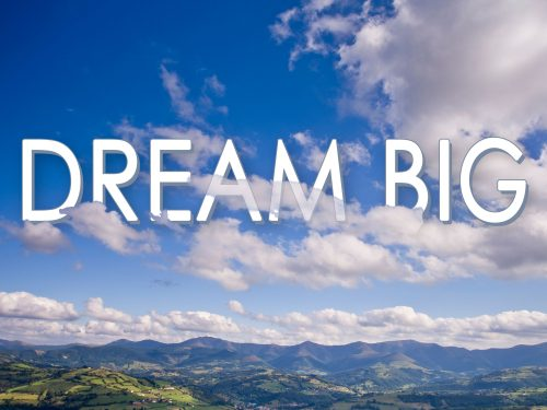 Develop Your Personal Development Plan - Dreams