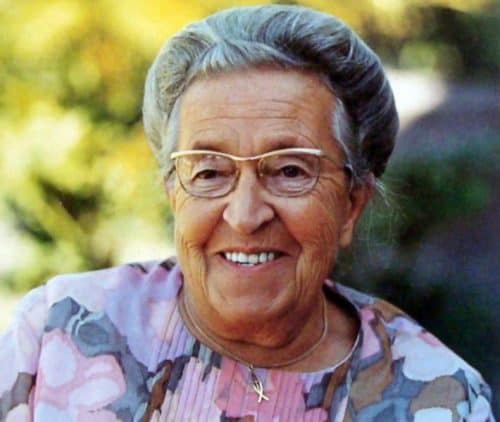 Podcast Episode #10 - Have You Experienced the Benefits of Gratitude - Corrie Ten Boom